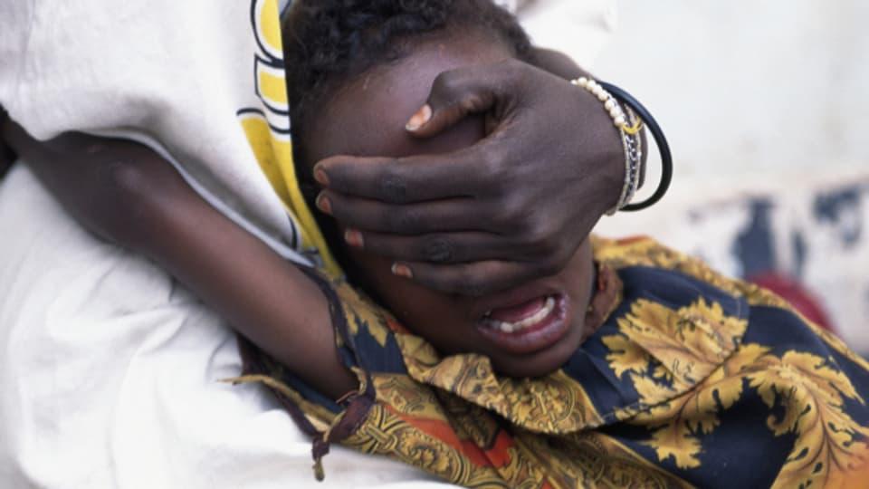 Schon mindestens 200 Millionen Mädchen und Frauen wurden weltweit schon beschnitten