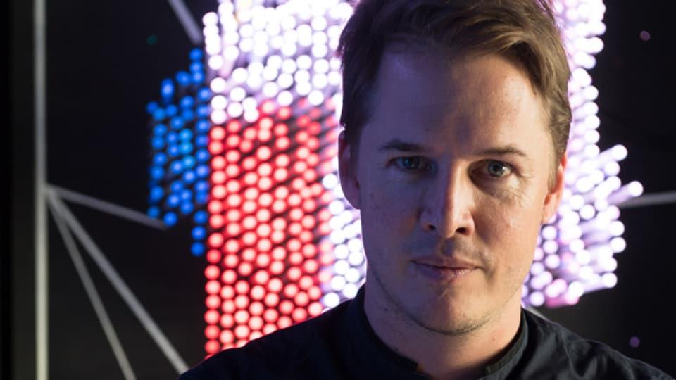 Zukunftsforscher Stephan Sigrist blickt trotz grosser Hürden positiv in die Post-Corona-Zukunft.