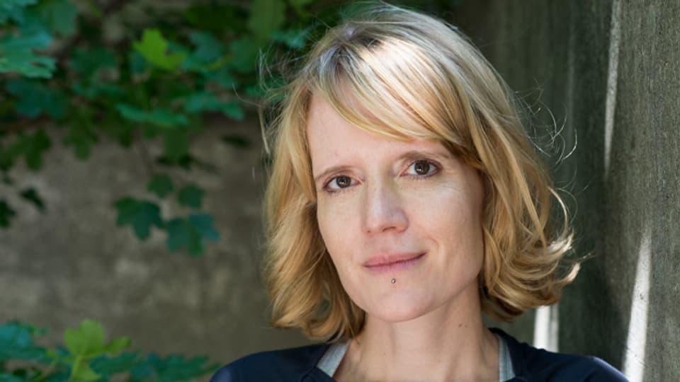 Die Schweizer Schriftstellerin Regula Portillo hat gerade ihr zweites Buch veröffentlicht.