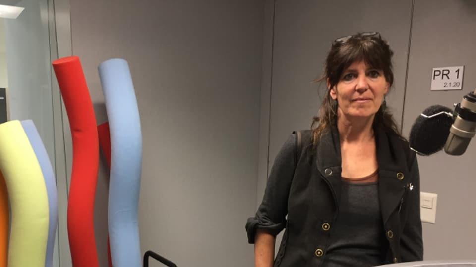 Sabine Tschäppeler, Leiterin Fachstelle Natur und Ökologie Stadt Bern