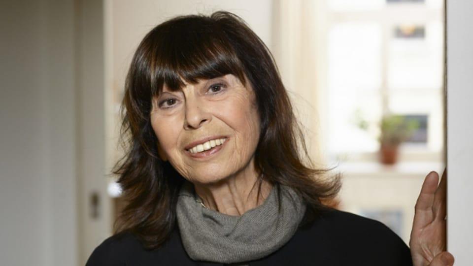 Margrit Sprecher ist die «Königin der Reportage»