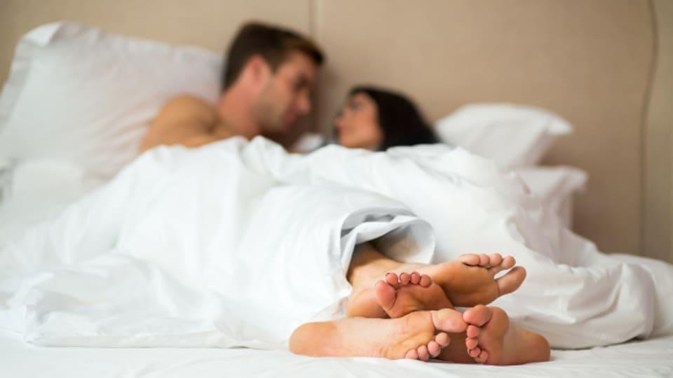 Der Orgasmus - nur ein Zufallsprodukt der Evolution?