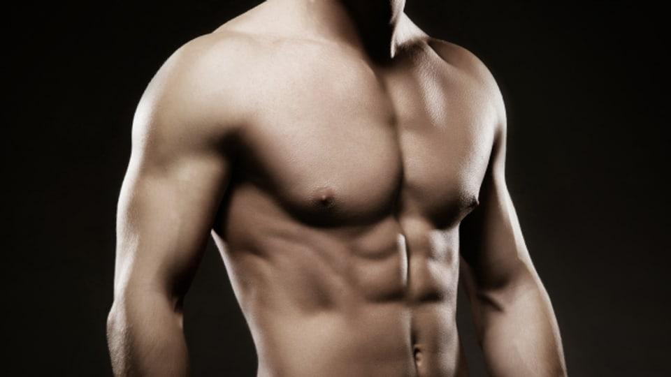 Muskeln und Jugend assoziiert man automatisch mit viel Testosteron.