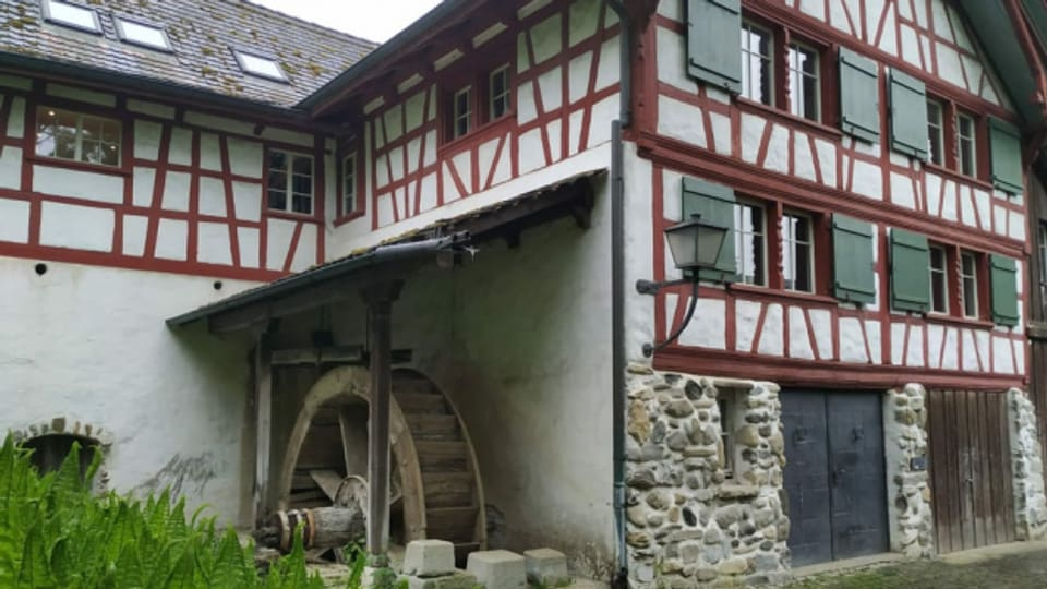 Zeugin vergangener Zeiten: die Hellmühle Amriswil