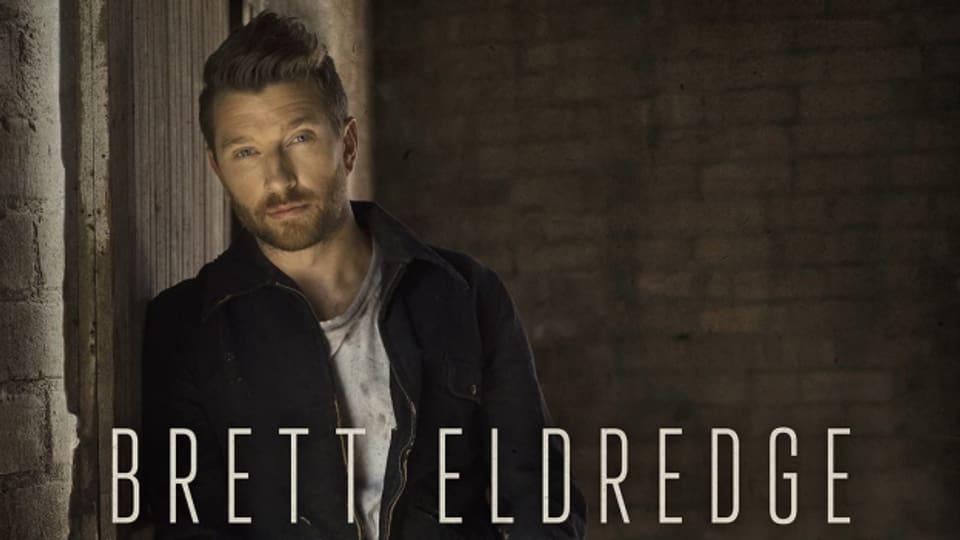 Brett Eldredge auf der Suche nach neuen musikalischen Eingebungen.