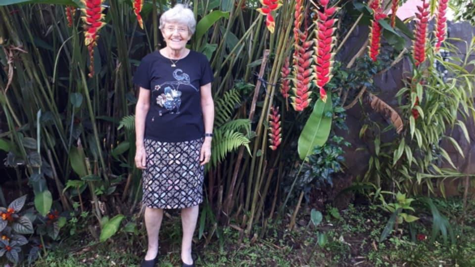 Elisabeth Demuth hat sich auf Kinesiologie spezialisiert.