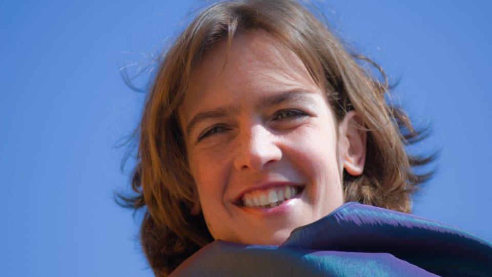 Petra Ehirsmann hat eine erfolgreiche Gesangskarriere in Holland gemacht.