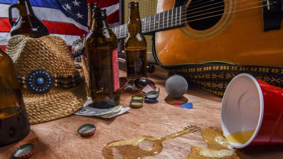 Hat die Countrymusik ein Alkoholproblem?