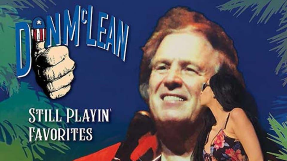 Don McLean will es mit 75 Jahren nochmals wissen.