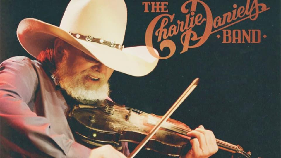 Prägende Figur im Country: Charlie Daniels mit seiner Fiddle.
