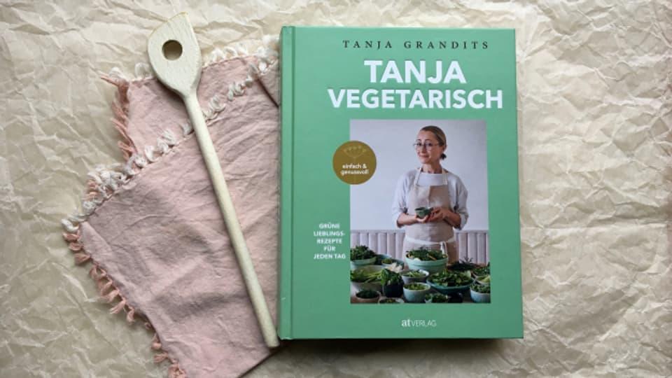 Vegetarische Rezepte gefällig? Hier ist das Buch dazu.