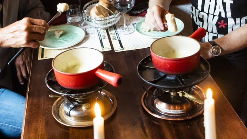 An den Weihnachten 2020 werden vieler Orts zwei Caquelons auf dem Tisch stehen.