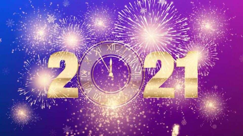 Der Country Special wünscht ein gutes neues Jahr!