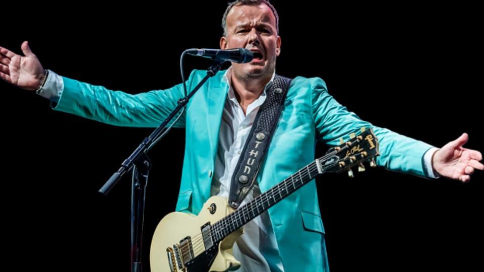 Gleich zwei Mal nominiert für einen Swiss Music Award 2021: Der Blues-Musiker Philipp Fankhauser