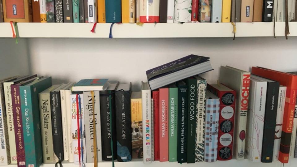Kochbücher gibt's fast wie Sand am Meer, aber nicht immer lohnt sich ein Kauf..