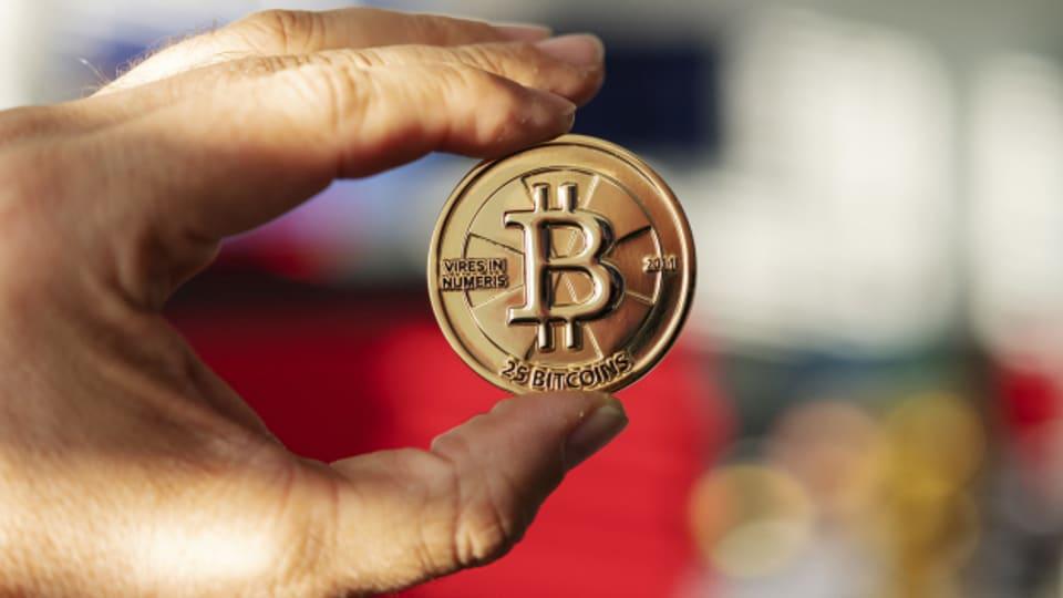 Bitcoins als Geldanlage sind heikel