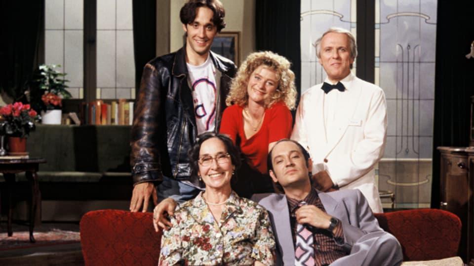 Die TV-Serie «Fascht e Familie» ist die erfolgreichste eigenproduzierte Schweizer TV-Serie