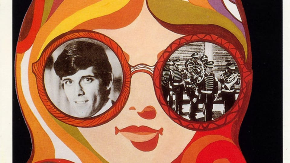 """""""Judy In Disguise (With Glasses)"""" - eine Parodie auf den Beatles-Song """"Lucy In The Sky With Diamonds""""."""