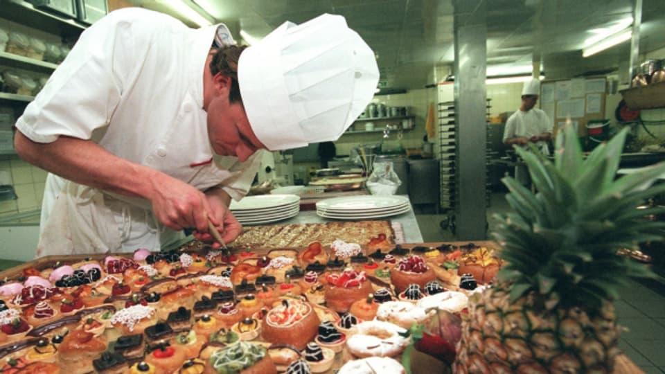 Das Sparpotential bei den Lebensmittelabfällen in der Gastronomie bewegt sich zwischen 35 und 50 Prozent.