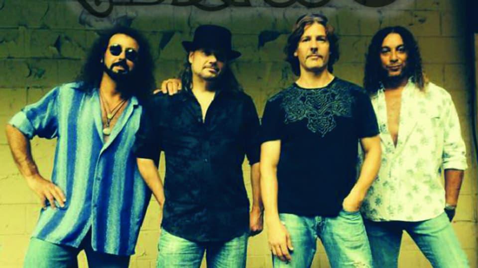 Von 1968-1980 schrieb die englische Band Led Zepplin Rockgeschichte.