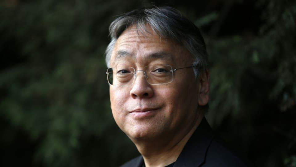 Er hat 2017 den Nobelpreis für Literatur erhalten: Kazuo Ishiguro.