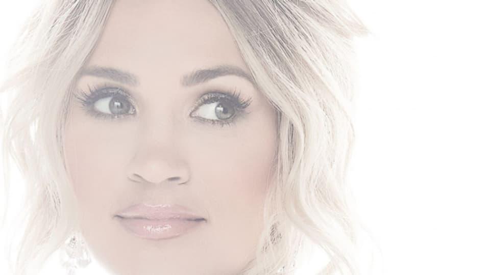 """Rechtzeitig zu Ostern - Carrie Underwood mit ihrem ersten christlichen Album """"My Savior""""."""