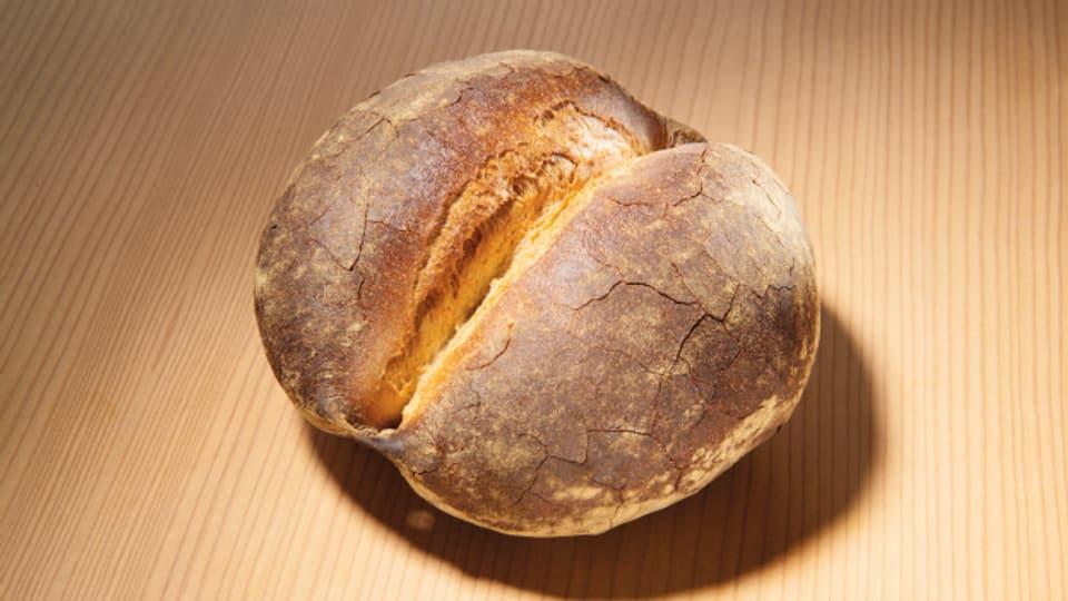 Luzerner Sauerteigbrot - Das Lieblingsbrot von «Brotprofessor» Michael Kleinert von der ZHAW in Wädenswil.