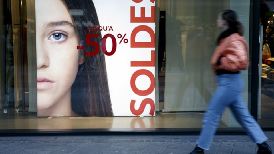 Der Zeitgeist ist: «Ich kaufe, also bin ich»
