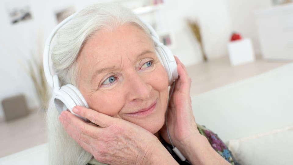 Musik ist wie ein Verstärker der Emotion