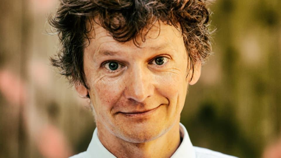 Der Berner Autor und Kabarettisten Christoph Simon