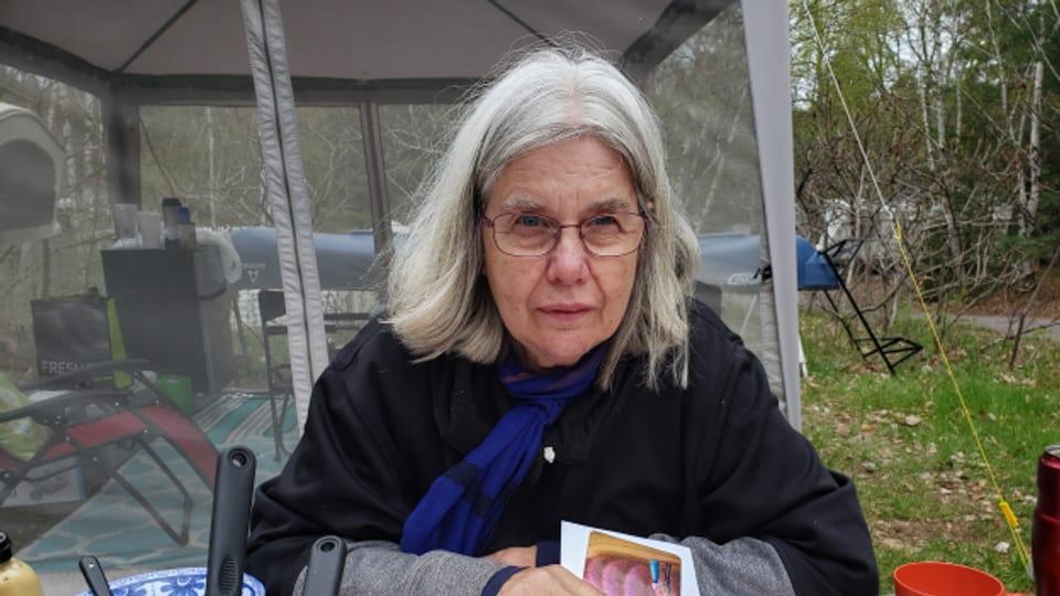 Franziska Rüegger ist Kanadierin durch und durch.