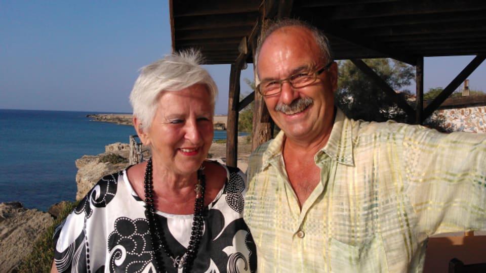 Guido Schönenberger hat seine Oase auf Zypern gefunden.