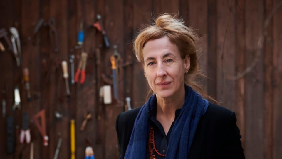 Hat einen stillen und klugen Roman geschrieben: Die deutsche Autorin Judith Hermann.