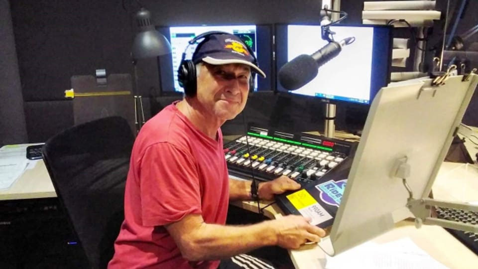 Peter Stotzer: «Wir hatten keinen Fernseher zu Hause. Ich bin mit dem Radio aufgewachsen.»