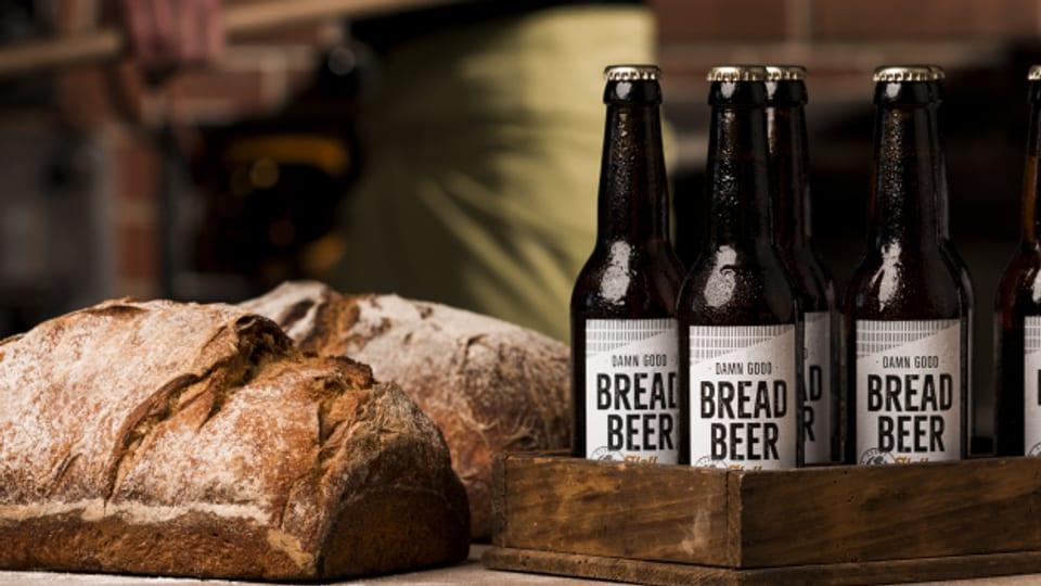 Das Brotbier enthält pro Liter eine dicke Scheibe Brot.