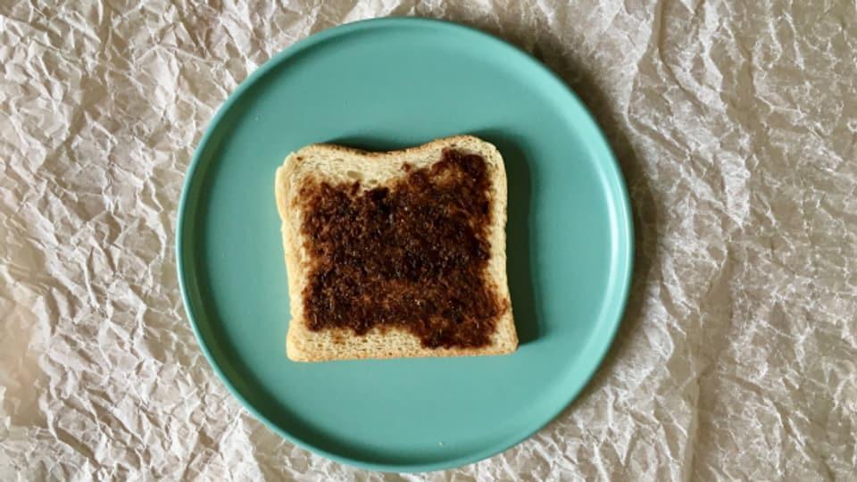 Vegemite - gehört zum australischen Frühstück einfach dazu.