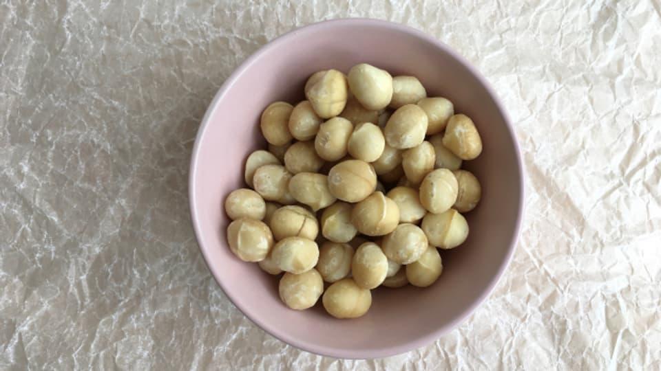 Macadamia Nuss - Der Bush Food, der auch bei uns zu kaufen ist.