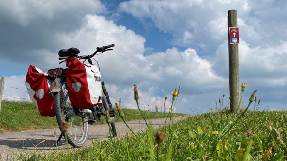 Gemütlich und ohne Abstriche- unterwegs mit dem e-Bike.
