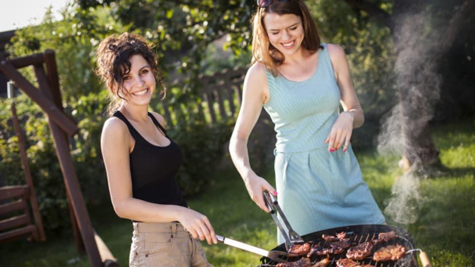Wer sagt denn (noch), dass Grillieren keine Frauensache ist?