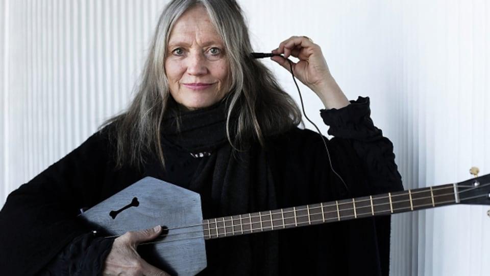 Herzliche Gratulation zum 65. Geburtstag, Corin Curschellas!