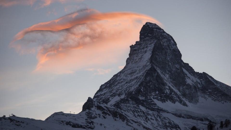 Die Engländerin Lucy Walker ging mit der Erstbesteigung des Matterhorns in die Geschichte ein.