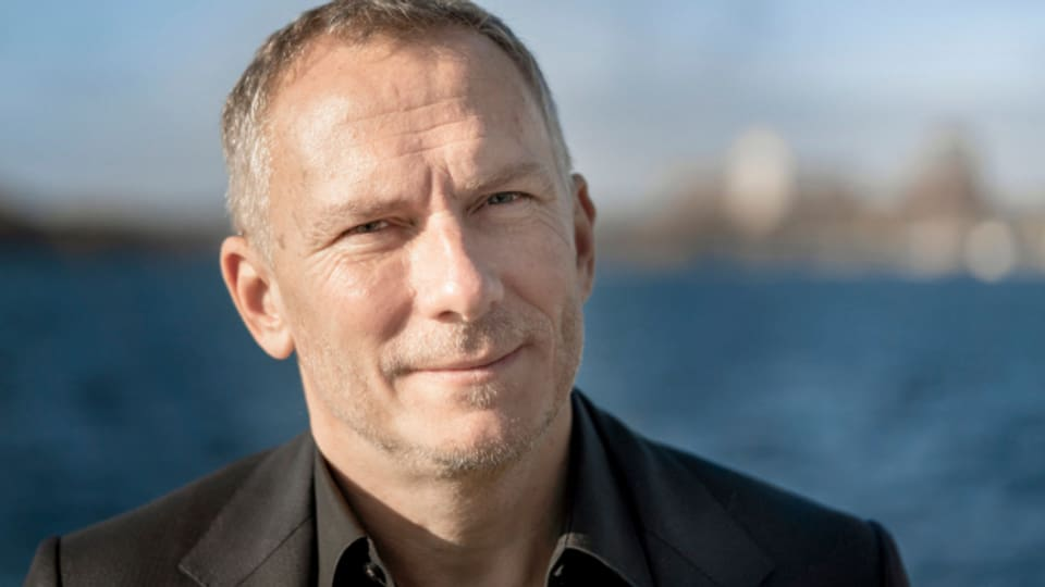 Der Schwede Gustaf Skördeman hat mit «Geiger» einen mitreissenden Thriller geschrieben (Bild: Benjamin Thuresson)