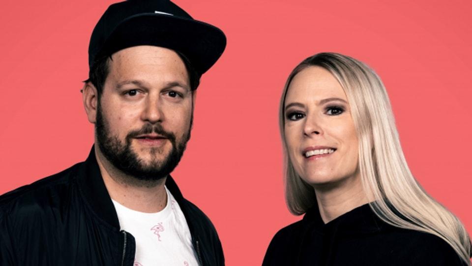 Es war Liebe auf den ersten Blick mit Anja und Christian: Privat und auf der Bühne sind die beiden ein Paar.