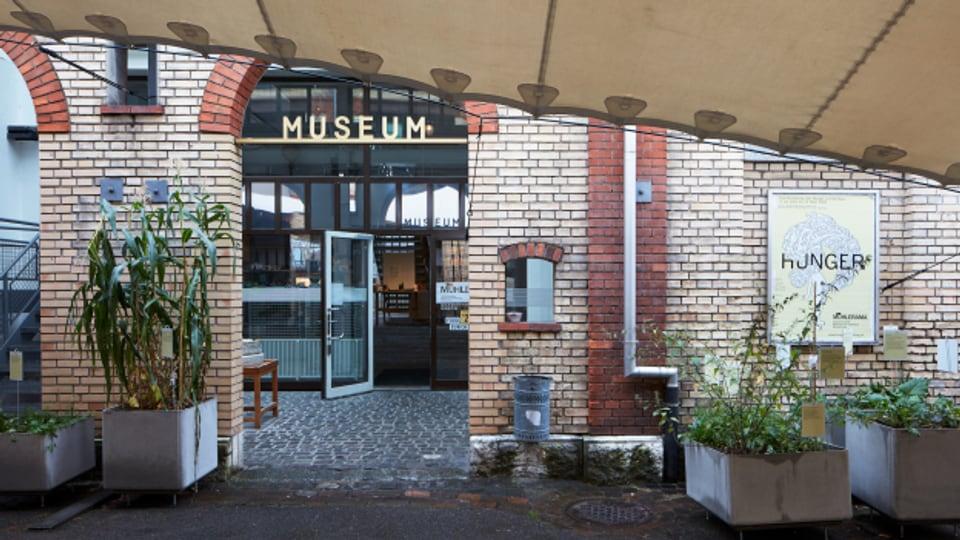 Zwischen Mangel und Überfluss - Ausstellung über Hunger im Mühlerama in Zürich.