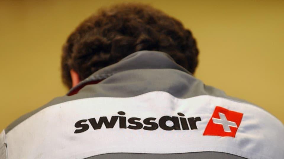 Das Grounding der Swissair war für viele Angestellte ein Schock.
