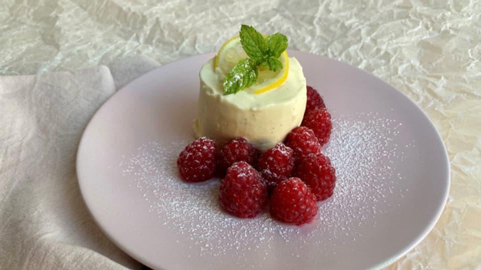 Zu so einem «bubieinfach» Dessert kommen Sie nicht alle Tage!