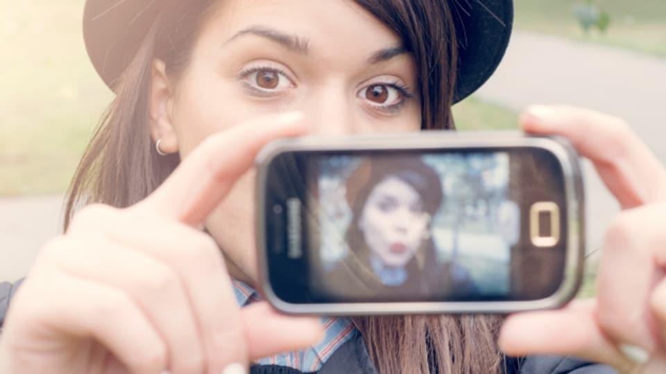 Neuer Trend: Keine Selfies, sondern Gedichte.