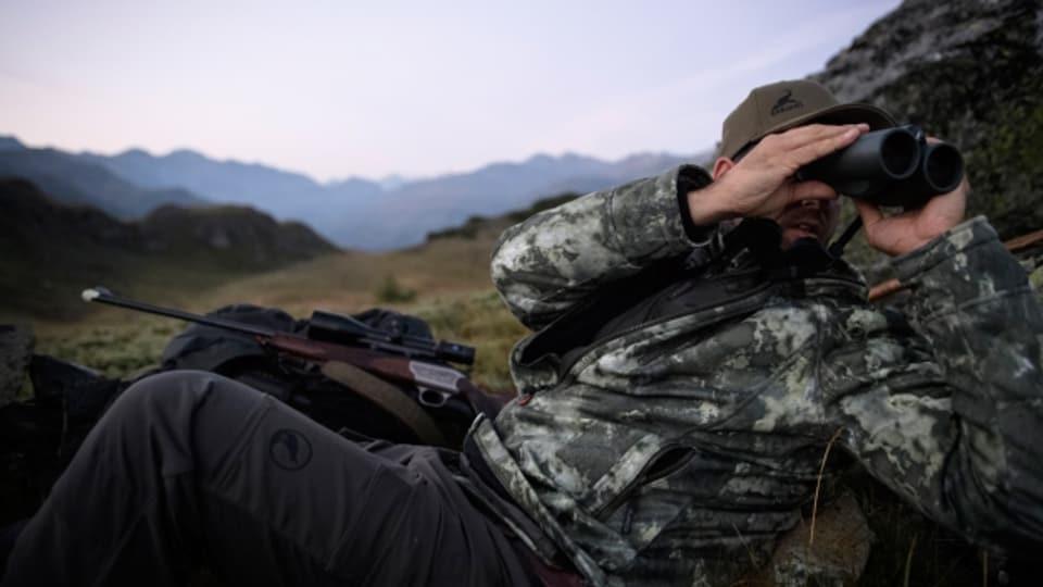 Einst war es das Recht eines jeden, zu jagen.