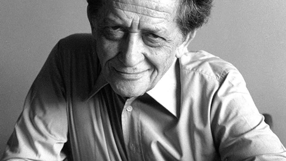 Der sizilianische Autor Stefano Fortunato D'Arrigo.