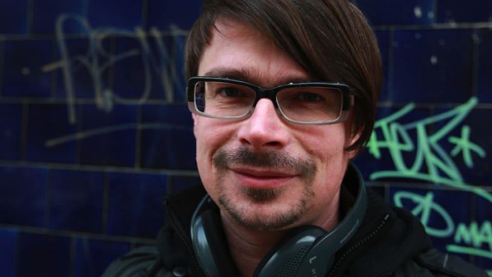 Nähert sich dem Wesen eines Wendeverlierers literarisch: Jaroslav Rudiš.
